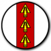 Badge of the office of Captain of Archers